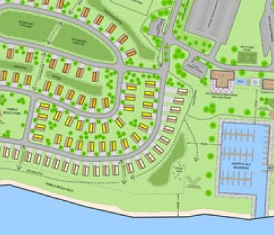 Quinte's Isle - Pebble Beach Redevelopment