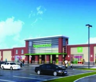 Sobey's Commercial Plaza