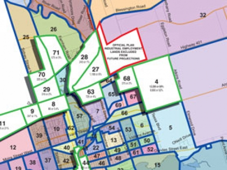Belleville Transportation Master Plan - RFA Planning ...
